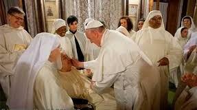 Oraciones del Papa Francisco Año de la Vida Consagrada 2015