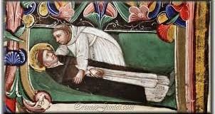 Traslación del  cuerpo de Santo Domingo y canonización