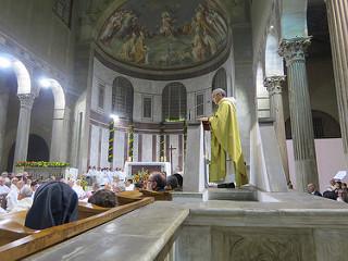 Eucaristía de apertura del Jubileo en Roma: «Ve y predica»