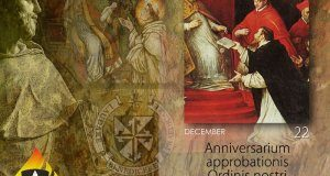 """22 de diciembre: """"Confirmación"""" de la Orden de Predicadores"""