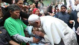30 frases del Mensaje del Papa Francisco para la Cuaresma 2017