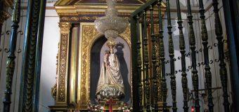La visita de la Virgen del Consuelo