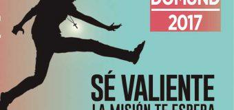 Domund 2017: Sé valiente: la misión te espera