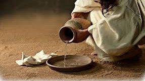 Como has sido fiel en lo poco, entra en el gozo de tu señor.