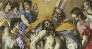 Bautizándolos en el nombre del Padre y del Hijo y del Espíritu Santo