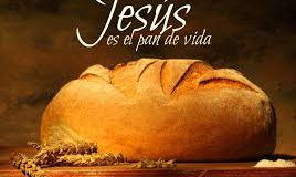 Yo soy el pan vivo que ha bajado del cielo