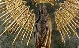 La creencia de la Virgen del Pilar de Zaragoza