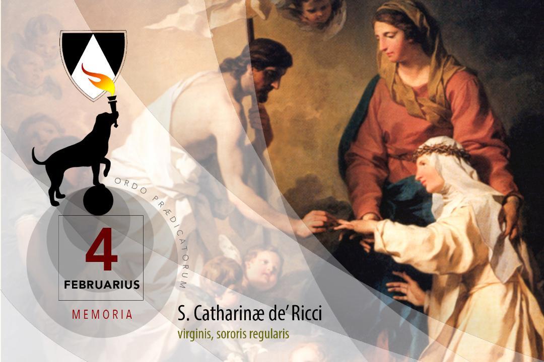 Santa Catalina de Ricci, la vida que se da a los demás