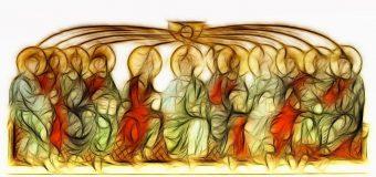 Como el Padre me ha enviado, así también os envío yo; recibid el Espíritu Santo