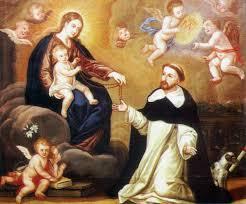 Fiesta de la Virgen del Rosario y el Rosario